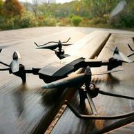 终身保修、720p高清航拍:LIVING STONES/活石 折叠无人机