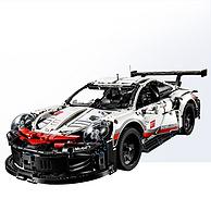 8日0点:LEGO 乐高 科技系列 42096 保时捷 911 RSR