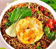 新加坡進口、無添加劑:koka 快食面雞湯味 85gx5包