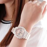 Casio 卡西欧 G-Shock系列 女士 运动腕表GMA-S120
