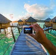 4K 60fps+10米防水+防抖:GoPro Hero7 Black 4K拍攝便攜運動相機 黑色