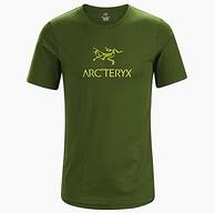 19新款,ARCTERYX 始祖鸟 Arc'Word SS 大LOGO棉质短袖T恤