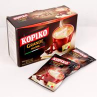 线下商超有售:30gx12包x6件 印尼进口 KOPIKO可比可 咖啡礼盒装