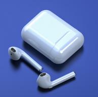 史低!蓝牙5.0+可唤起siri+单双耳自由切换:雅兰仕 无线蓝牙耳机