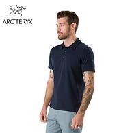 今日結束:Arc'teryx 始祖鳥 男士polo衫