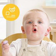 16日0点、5折:28gx6件 Gerber/嘉宝 3段婴幼儿混合水果酸奶溶豆
