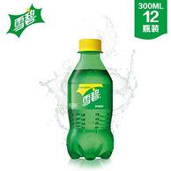 限地区:300mlx12瓶 Sprite/雪碧 小瓶装柠檬味汽水饮料