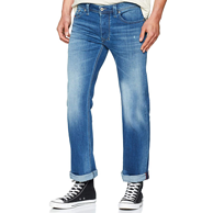限W32/L34码:Diesel 迪塞 男士 修身牛仔裤