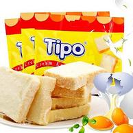 越南进口 TIPO 面包干300gx3包
