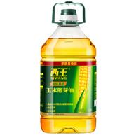 西王 非转基因玉米胚芽油 6.18Lx2桶