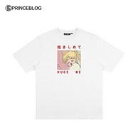 PrinceBlog 水冰月印花 純棉 T恤