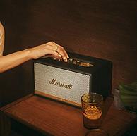 全新升级款,Marshall马歇尔 Acton II 复古蓝牙音箱