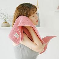 降5元、中空紗工藝:72x32CMx3條 Grace潔麗雅 純棉真空紗毛巾
