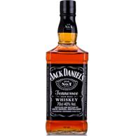 2件 Jack Daniel`s 杰克丹尼 美国田纳西州 威士忌 700ml