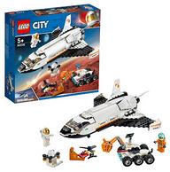 LEGO 乐高 City 城市系列 60226 火星探测航天飞机