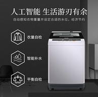Panasonic 松下 XQB80-T8221 8公斤 波輪洗衣機