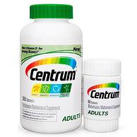 临期特价、美国进口:425粒 CENTRUM/善存 成人 复合维生素片