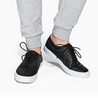 京東自有品牌、頭層牛皮:INTERIGHT 男鞋 一腳蹬休閑皮鞋