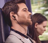Sony 索尼 颈挂蓝牙入耳式耳机 WI-1000X 翻新版