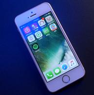 小Q認證二手機:無鎖版 95新 iPhone Se 64g 聯通電信雙4G