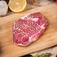 小编已下单!THOMAS FARMS 澳洲安格斯嫩肩牛排650g/袋(5-7片)x2件+肥牛卷500g