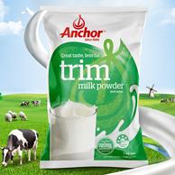 新西蘭進口 Anchor 安佳 脫脂高鈣奶粉 1kg