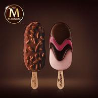 梦龙 冰淇淋 松露65gx8支+红覆盆子 72gx6支
