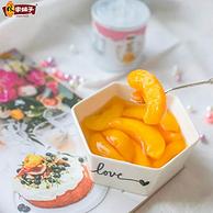 中國罐頭十強企業,林家鋪子 冰糖黃桃罐頭 200gx4罐