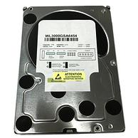 神價格、穩定+高速盤!WL 3TB 7200RPM 64MB 臺式機硬盤
