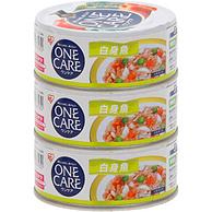 IRIS爱丽思 宠物白身鱼狗罐头 3罐装x2件