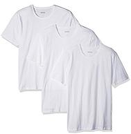 BOSS HUGO BOSS 男士纯棉V领T恤 3件装