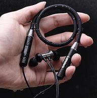 重回神价手慢无! 3年换新、蓝牙5.0二代:联想 脖带式蓝牙耳机 HE05