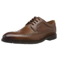 5倍差價、限尺碼:Clarks/其樂 Ronnie Limit 男士 粗革雕花皮鞋