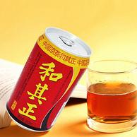 白菜价!310mlx72罐 达利园 和其正 草本凉茶植物清凉饮料