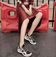 9日0点:5cm隐形增高!英国 Sprandi斯潘迪 女款 休闲运动鞋