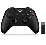 Microsoft 微软 Xbox One 无线手柄 + PC无线适配器