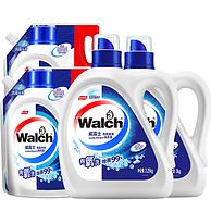 專業除菌除螨,威露士 有氧洗衣液組合 18.5斤x3件