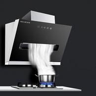 1级能效、免拆洗:MeiLing/美菱 家用侧吸式抽油烟机MY-CD28001