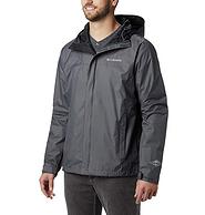 防雨:Columbia 哥伦比亚 男式外套 L码