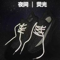 晚上会发光:公牛世家 情侣反光椰子鞋休闲运动鞋