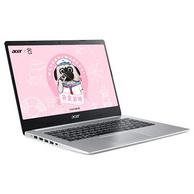 16日0点: Acer 宏碁 蜂鸟Fun 14英寸笔记本电脑(i5-8265U、8GB、512GB、MX250 )