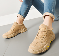4.9分、商场中高端品牌:satchi 沙驰 男士真皮工装靴