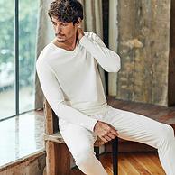 曼妮芬男士品牌:MW1 男士 保暖內衣套裝