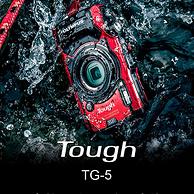限今日,15m防水:OLYMPUS/奥林巴斯 6防多功能运动数码相机TG-5