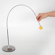 家中健身、防近視:英國 Marktop/瑪克拓普 彈力軟軸乒乓球訓練器