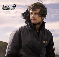 JACK WOLFSKIN 狼爪5001472-6032三合一冲锋衣男款 599元包邮(中亚902元,优购1099元)