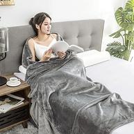 京造 法蘭絨超柔毛毯空調毯 150x200cm