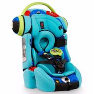 24日0点、爸爸去哪儿定制版: Ganen 感恩 护航者 儿童安全座椅 9月-12岁
