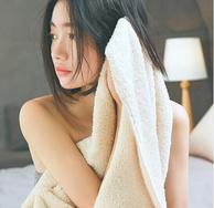 Plus會員專享,純棉A類品:三利 加厚長絨棉大浴巾70×150cm