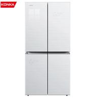 KONKA 康佳 BCD-396MN 十字對開門冰箱 396升